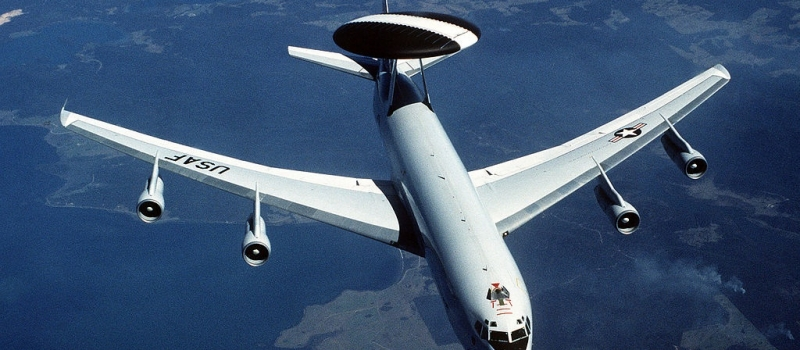 USAF Listening Jet